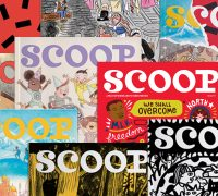 Flexible part time job at Scoop Magazine London