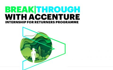 Accenture Break|Through Returnship