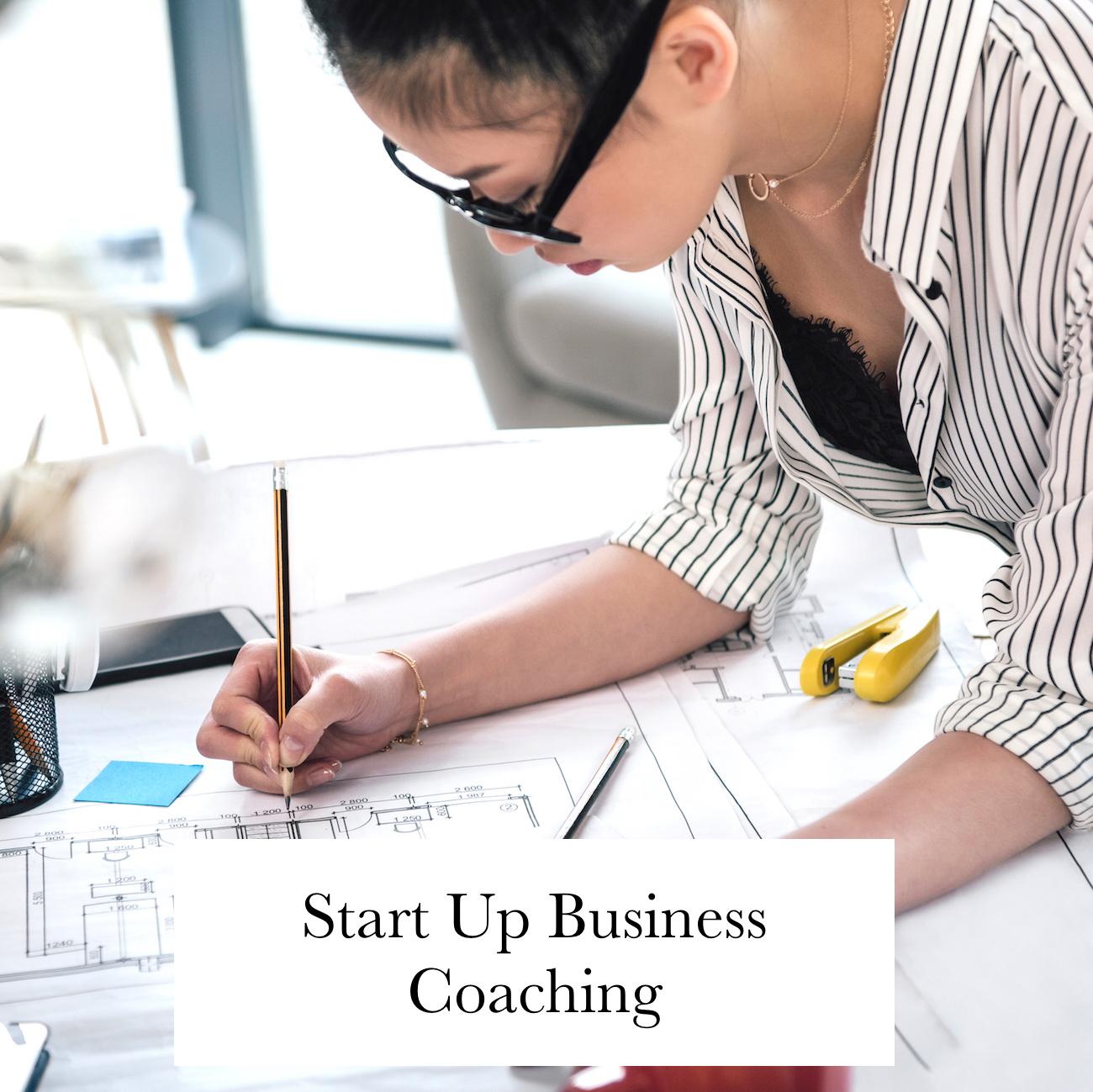 Start Up Business Coaching London