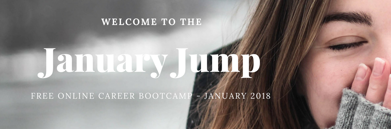 Welcome to the January Jump
