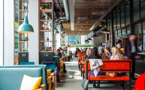 Kupp Paddington for London meetings